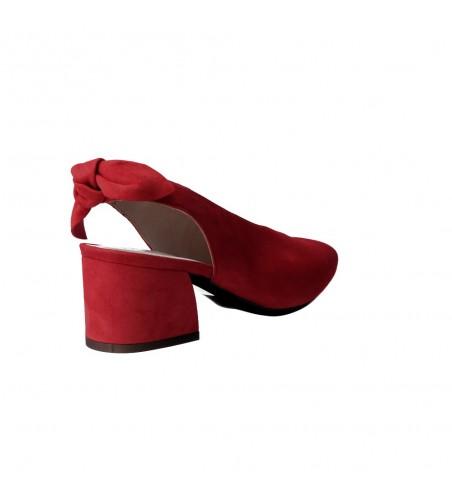 Wonders I-7211 Zapatos Salón de Mujer
