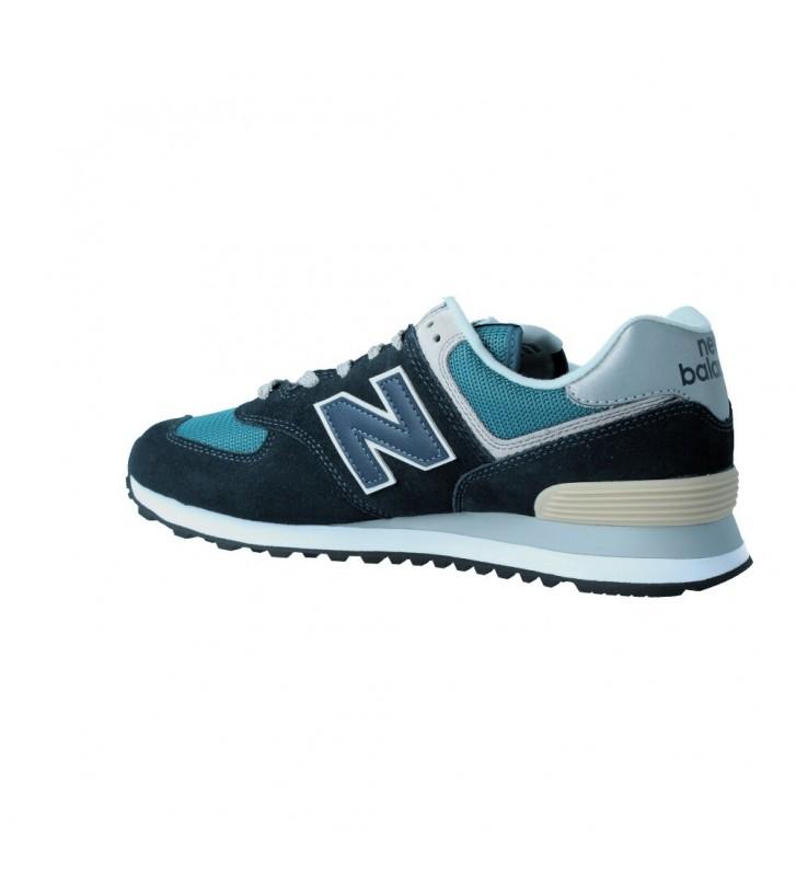 New Balance ML574 Sneakers Clásicas Casual de Hombre