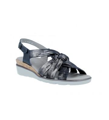Ara Shoes 12-35701 Lugano Sandalias Casual de Mujer