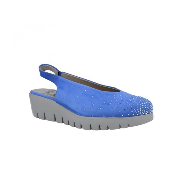 94be3b88533 Wonders Fly C-33151 Zapatos Casual de Mujer - Calzados Vesga