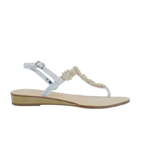Azarey 233A820 Women's Flat Dress Sandals
