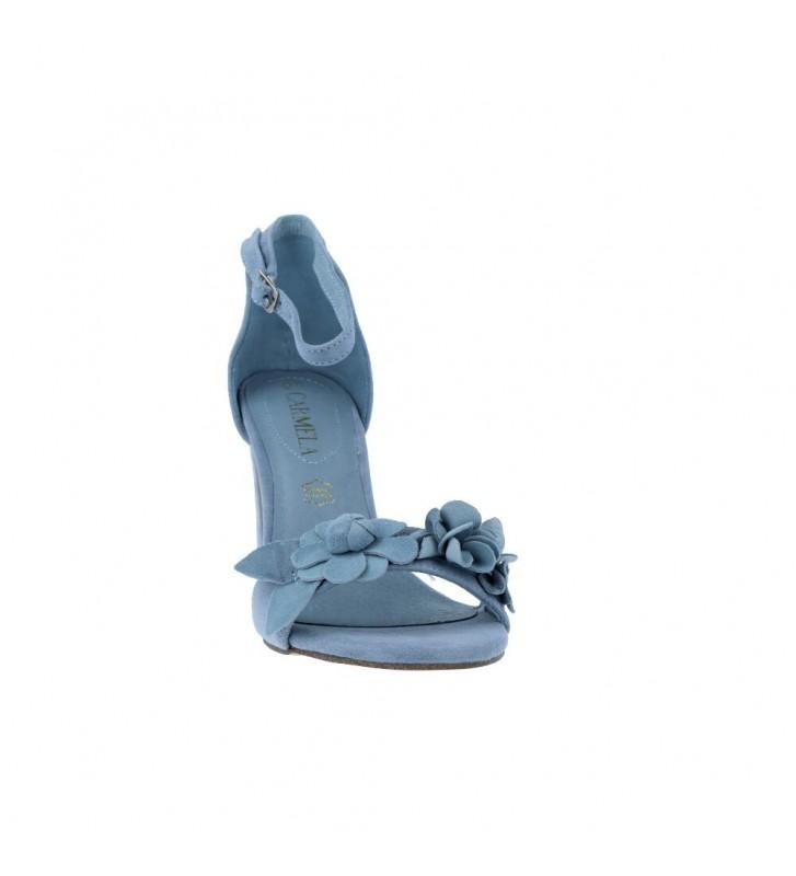 Carmela 66631 Sandalias con Tacón de Mujer