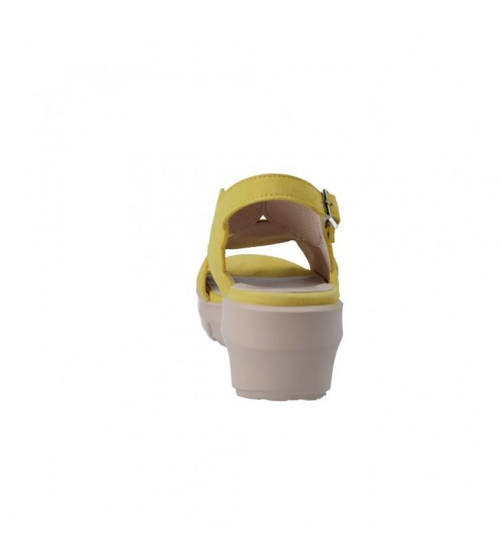 Wonders D-8210 Sandalias Casual con Cuña de Mujer