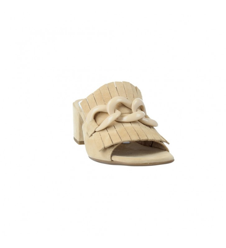 Alpe 414112 Sandalias Casual con Tacón de Mujer