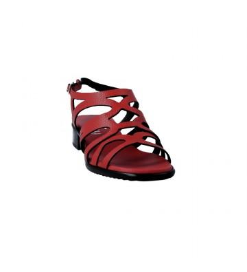 Plumers 3043 Sandalias Casual con Tacón de Mujer