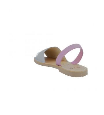 Ria 27228-S2 Avarca Menorquina Sandalia de Mujer