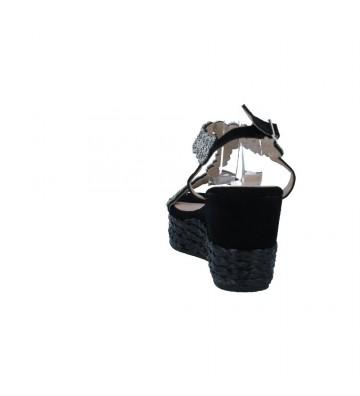 Azarey 427A903 Sandalias con Cuña de Mujer