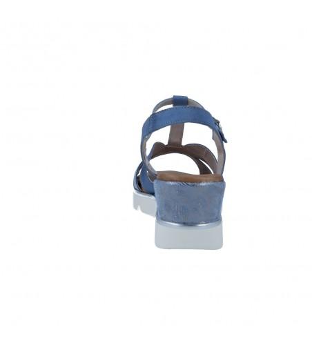 Calzados Vesga 5058 Sandalias con Cuña de Mujer