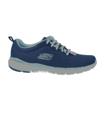 Skechers Flex Appeal 2.0 Estates 12899 Sneakers de Mujer Calzados Vesga