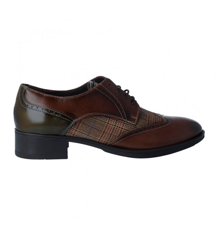 Luis Gonzalo 4743M Zapatos con Cordones de Mujer