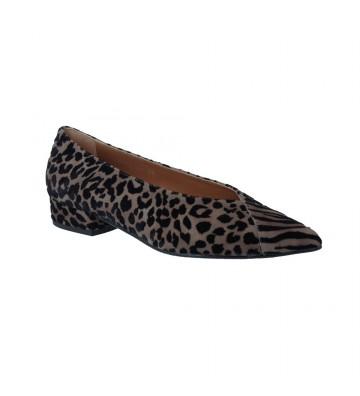 Estiletti 5138 Zapatos Bailarinas de Vestir de Mujer
