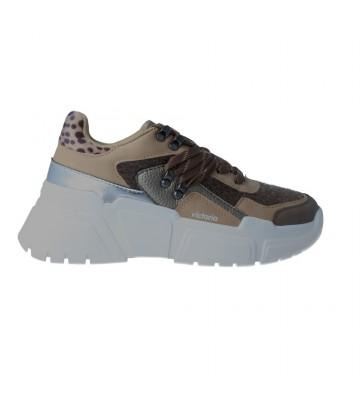 Victoria 149100 Totem Multimaterial Zapatillas de Mujer