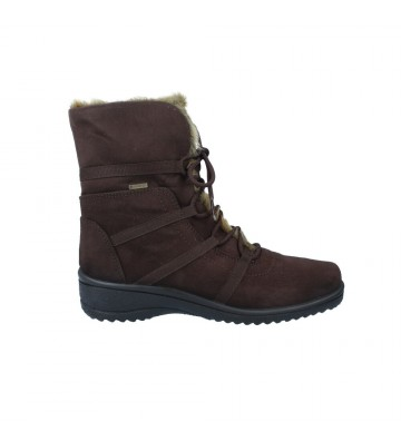 Ara Shoes Munchen Gore-Tex Botines Mujeres 12-48523 - MARRON