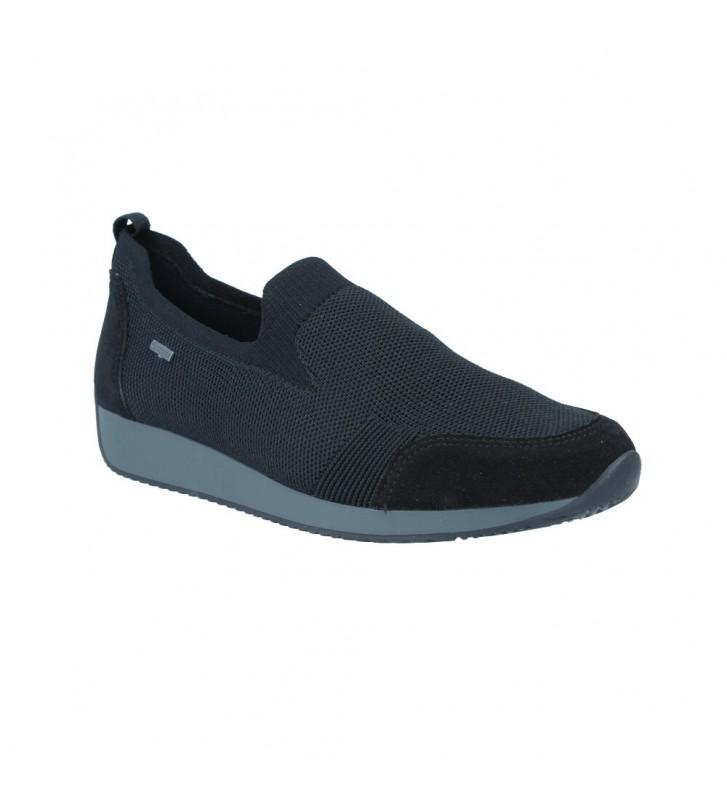Ara 12 44061 Lissabon Zapatos Casual GTX Licra de Mujer Calzados Vesga