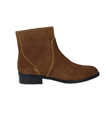 Plumers 5832 Botines Chelsea Casual de Mujer