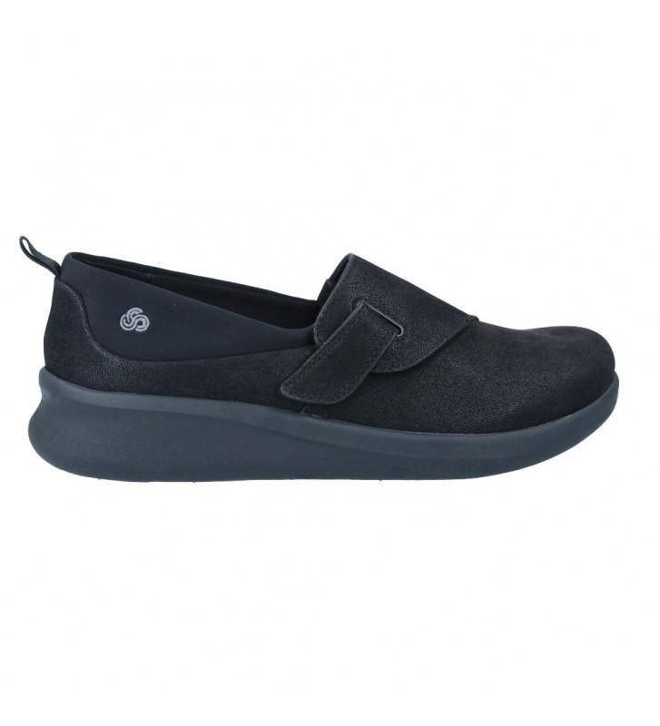 Clarks Sillian 2.0 Ease Zapatos Casual de Mujer