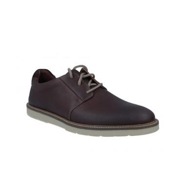 Clarks Grandin Plain Zapatos con Cordones de Hombre