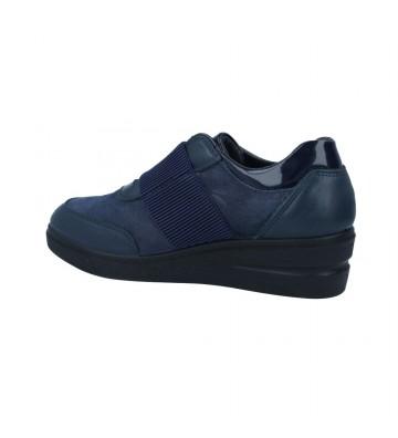 Igi&Co 41402 Zapatillas Deportivas GTX con Velcro de Mujer
