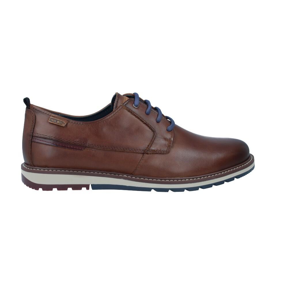 Pikolinos Berna M8J-4314 Zapatos con Cordones de Hombre