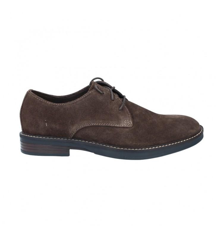 Clarks Paulson Plain Zapatos con Cordones de Hombre
