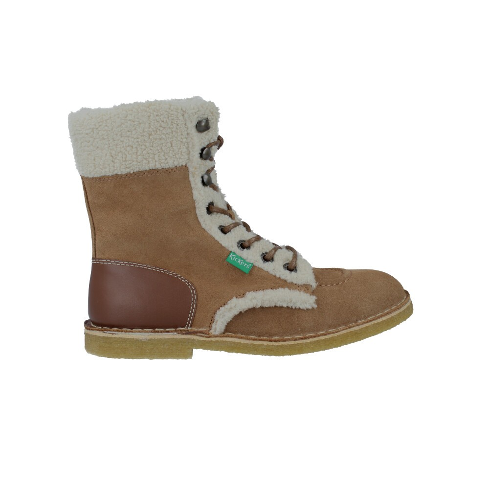 botas kickers mujer
