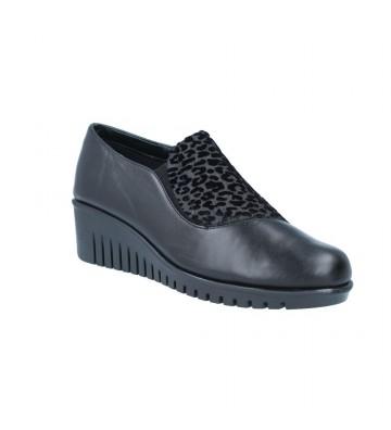 The Flexx Blue Moon Zapatos Casual con Cuña de Mujer