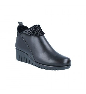 The Flexx New Moon Botines Casual con Cuña de Mujer
