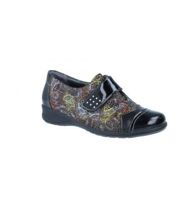 Suave 3810 Zapatos Casual con Velcro de Mujer