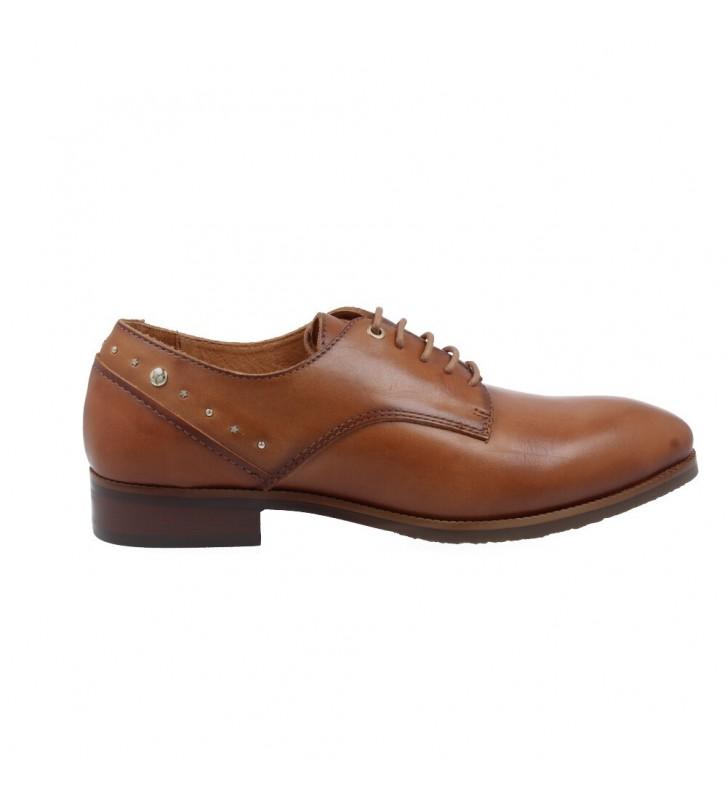 Pikolinos Royal W4D-4904 Zapatos con Cordones de Mujer