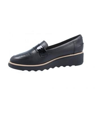 Clarks Sharon Gracie Zapatos Mocasines de Mujer