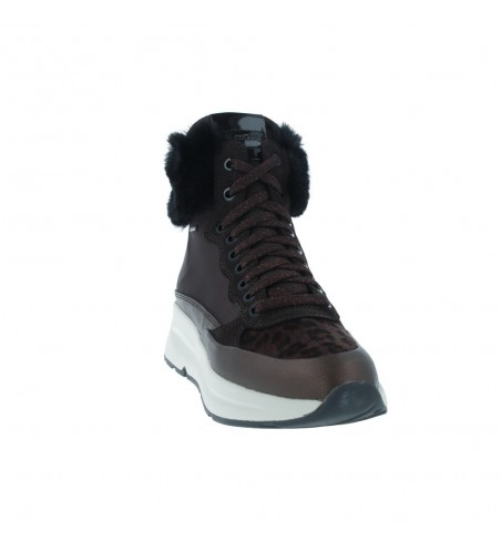 Geox Backsie D94FPA Botines ABX Casual de Mujer