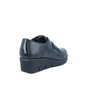 Suave 2445 Zapatos Casual con Cuña de Mujer