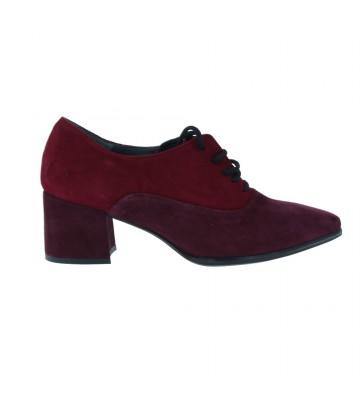 Plumers 4932 Zapatos con Cordones de Mujer