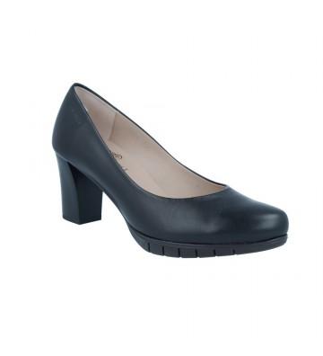 Wonders I-6060 Zapatos Salón de Vestir de Mujer