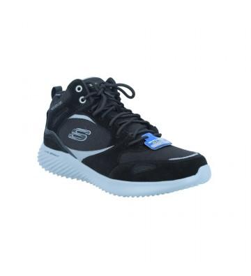 Skechers Bounder 52589 Botines Waterproof de Hombre