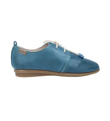 Zapatos Casual con Cordones para Mujer Pikolinos Calabria W9k-4985