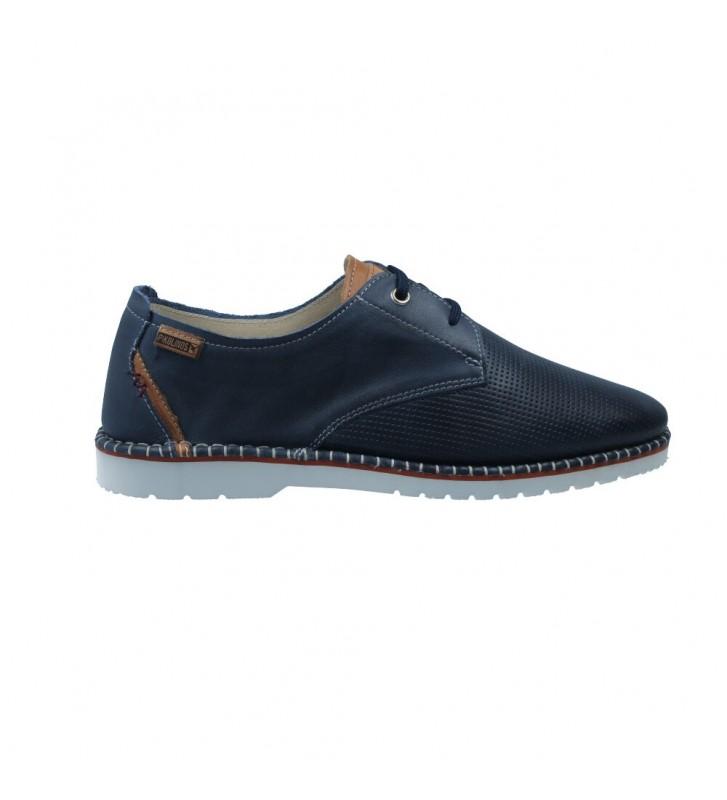 Zapatos Casual con Cordones para Hombre Pikolinos Albir M6R-4356