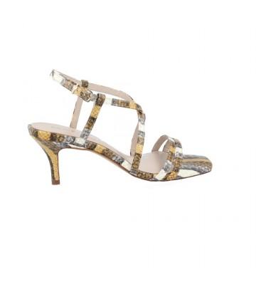 Sandalias con Tacón para Mujer de Martinelli Ingrid 1477-5998L