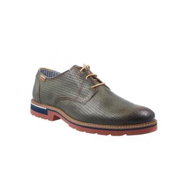 Zapatos Casual con Cordones para Hombre de Pikolinos Alcoy M2S-4372