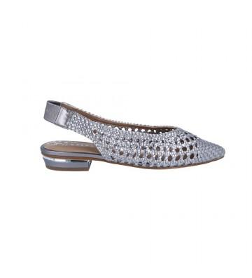 Zapatos de Vestir Trenzados para Mujer de Pedro Miralles 14551