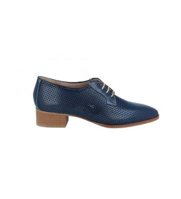 Zapatos Casual con Cordones para Mujer de Luis Gonzalo 5039M