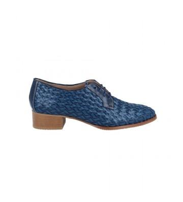 Zapatos Trenzados con Cordones para Mujer de Luis Gonzalo 5040M