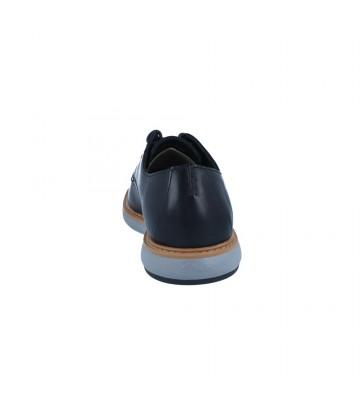 Zapatos Casual con Cordones para Hombres de Clarks Draper Lace