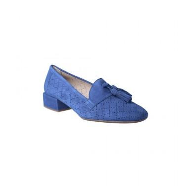 Zapatos Mocasines Casual para Mujer de Wonders C-5814