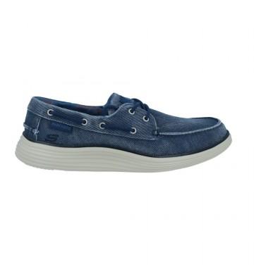 Zapatos Náuticos para Hombre de Skechers 65908 Status 2.0