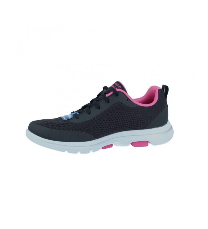 Zapatillas Deportivas para Mujer de Skechers 15953 Go Walk 5