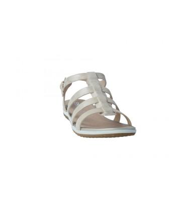 Sandalias Casual con Tiras para Mujer de Geox D72R6A Sand Vega