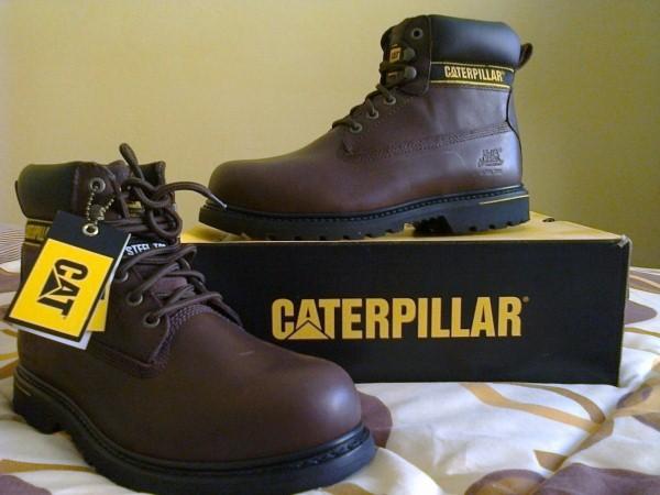1c15b068 Calzado profesional para los más exigentes: Botas Caterpillar ...