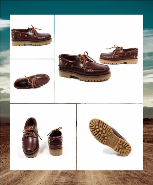 Náuticos de mujer, zapatos de moda Calzados Vesga
