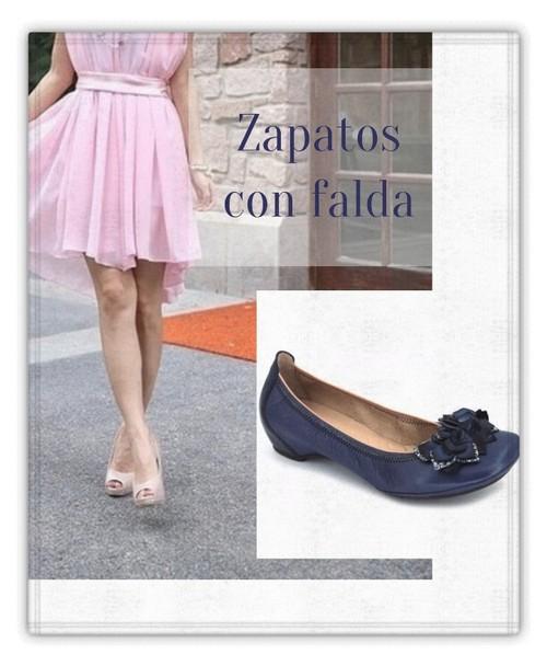 zapatos-con-falda